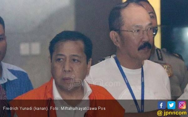 KPK Bisa Kaji Omongan Fredrich Yunadi - JPNN.com