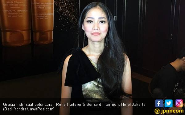 Gracia Indri: Aku Enggak Dendam sama David - JPNN.com