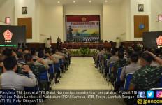 Jenderal Gatot: Kuncinya TNI dan Polri Harus Tetap Netral - JPNN.com
