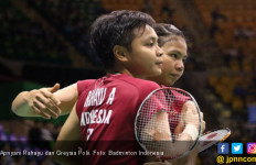 Pukul Unggulan Pertama, Greysia/Apriyani ke Final India Open - JPNN.com