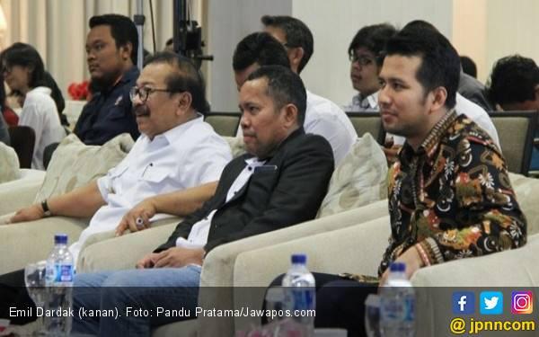 Emil Dardak Sanjung Pakde Karwo - JPNN.com