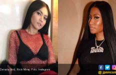 Denada Didoakan Satu Kelompok dengan Nicki Minaj di Akhirat - JPNN.com
