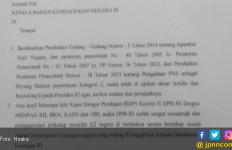 Honorer K2 Diangkat jadi CPNS 2018, Itu Surat Palsu! - JPNN.com