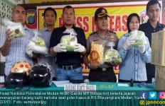 Bandar SabuAsal Siantar Tewas Ditembak Mati di Medan - JPNN.com