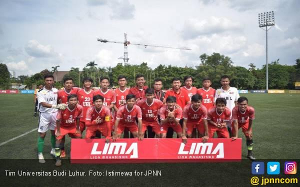 Menang Tipis, UI Posisi 3 Klasemen Akhir LIMA Football 2017 - JPNN.com
