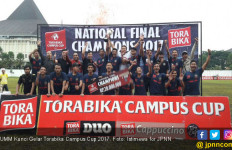Torabika Campus Cup Bantu Pembinaan Sepak Bola Indonesia - JPNN.com
