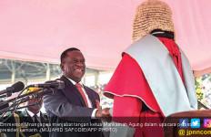 Pemilu Zimbabwe: Buaya Intimidasi Pemilih di Desa - JPNN.com
