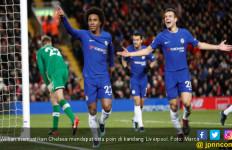Chelsea Curi Satu Poin dari Liverpool - JPNN.com