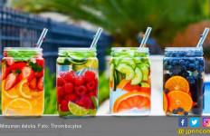 Diet Detoks Hanya dengan Minum Jus Buah, Amankah? - JPNN.com