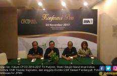Perusahaan Bonafide Bersaing di Indonesia CSR Award 2017 - JPNN.com