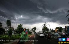 BMKG Prediksi Hujan Lebat di Wilayah 6 Provinsi Ini - JPNN.com