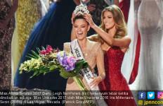 Wanita dari Afrika Selatan Jadi Juara Miss Universe 2017 - JPNN.com