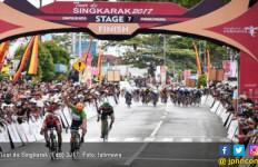 Pebalap Tour de Singkarak 2019 Bakal Lintasi Sejumlah Daerah di Jambi - JPNN.com