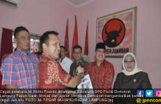 Ridho Terus Lobi PDIP, Mustafa Yakin Hanura Komit - JPNN.com