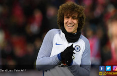 David Luiz Dilirik Real Madrid - JPNN.com