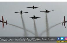 Manuver Jupiter Aerobatic Team Bakal Hiasi Langit Sabang - JPNN.com