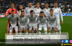 Real Madrid Ditahan Imbang Klub Kasta Ketiga - JPNN.com