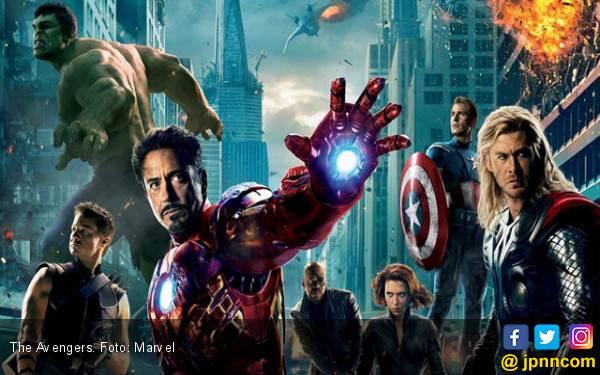 Ini Kabar Terbaru dari Lokasi Syuting Avengers 4 - JPNN.com