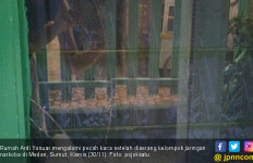 Ngeri, Kelompok Jaringan Narkoba Serang Rumah Warga di Medan - JPNN.com