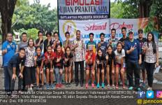 Atlet Jatim Terbaik Dalam Seleknas Sepatu Roda Asian Games - JPNN.com