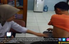 Duh, Sipir yang Pukul Napi Ini Diduga Karena Urusan Asmara - JPNN.com