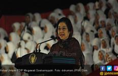 Presiden Jokowi Lantik Megawati di Istana - JPNN.com