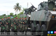 TNI-Polri Gelar 600 Pasukan di Timika Papua - JPNN.com