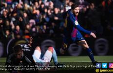Messi-Suarez Cetak Gol, Barca Ditahan Celta Vigo di Camp Nou - JPNN.com