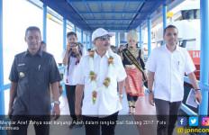 Menpar Arief Yahya Sebut Tiga Goal di Sail Sabang 2017 - JPNN.com
