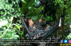Tanpa Bekal, Ratusan Prajurit TNI Terjebak di Rawa - JPNN.com