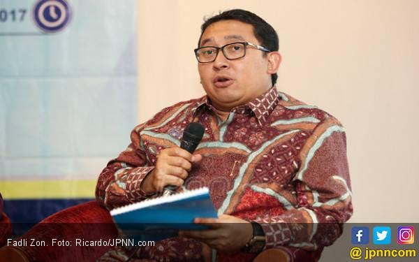 Fadli Zon Dapat Kabar Rumah Ulama Sudah Ditandai - JPNN.com