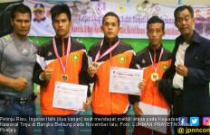 Ingatan Ilahi Dipanggil Ikuti Pelatnas Asian Games 2018 - JPNN.com