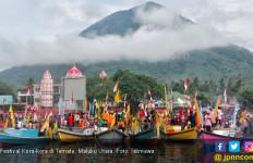 Ternate Hidupkan Wisata Bahari dengan Festival Kora-Kora - JPNN.com
