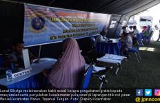 Bantu Pemerintah, Lanal Sibolga Gelar Bakti Sosial Kesehatan - JPNN.com
