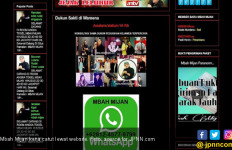 Awas, Pembuat Website Palsu Mbah Mijan Bakal Kena Santet! - JPNN.com