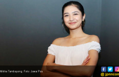 Mikha Tambayong Mendadak Beken di Kalangan Fans K-pop - JPNN.com