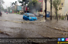Dua Bocah Tewas Terseret Arus Banjir di Medan - JPNN.com