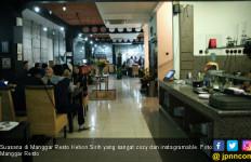 Manggar Resto Kebon Sirih Tawarkan Tempat Kece dan Menu Oke - JPNN.com