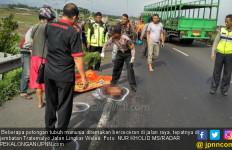 Potongan Tubuh Berceceran di Jembatan - JPNN.com