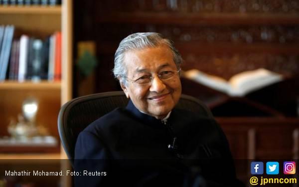 Partai Mahathir Dibubarkan Jelang Pemilu - JPNN.com