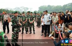 Mutasi Besar-besaran Pati TNI, Panglima Ganti Pangkostrad - JPNN.com