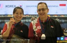 Sharon Liman Santoso Raih Perunggu di Kejuaraan Dunia Boling - JPNN.com
