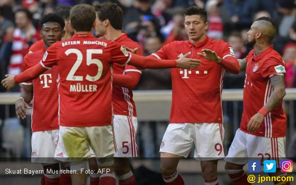 Berita Bola: Bayern Muenchen Dibayangi Kutukan Allianz Arena - JPNN.com