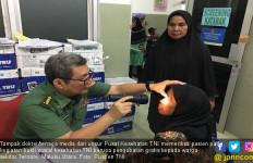 3.120 Warga Ternate Mendapat Pengobatan Gratis Dari TNI - JPNN.com