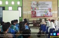 PMMD Pelopori Talkshow dan Pembentukan Kader Anti-narkoba - JPNN.com