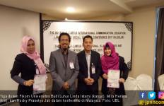 3 Dosen Fikom UBL Dapat Ilmu Berharga di Konferensi Malaysia - JPNN.com