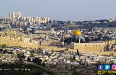 Makin Songong, Israel Susun Rencana Baru Kuasai Yerusalem - JPNN.com