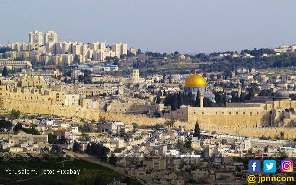 Israel Kembali Berulah di Yerusalem, Warga Palestina Geram - JPNN.com