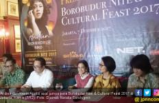 Ribuan Lampion Meriahkan Tahun Baru di Candi Borobudur - JPNN.com