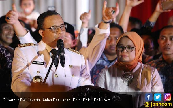 Anies Yakin Gerindra dan PKS Pasti Tolak Keponakan JK - JPNN.com